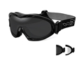 Product detail of Wiley X Nerve Tactical Goggles Clear, Smoke Lenses