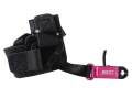 Product detail of Scott Archery Cougar NCS Bow Release Small Buckle Wrist Strap Pink