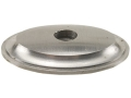 Jerry Fisher Grip Cap 1.80&quot; x 1.31&quot; Steel in the White