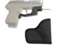 Crimson Trace Laserguard with Pocket Holster Kel-Tec P3AT, P32 Polymer Black