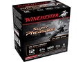 "Winchester Super-X Super Pheasant Ammunition 12 Gauge 2-3/4"" 1-3/8 oz #6 Copper Plated Shot"