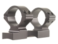 "Product detail of Talley Lightweight 2-Piece Scope Mounts with Integral 1"" Rings Winchester 70 Post-64 with .435 Rear Mount Hole Spacing (.300 H&H, .375 H&H and .458 Winchester Magnums) Medium Matte"