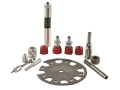 Hornady 366 Auto Progressive Shotshell Press Die Set 12 Gauge 2-3/4""