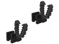 Kolpin Powersports Rhino UTV Rollbar Mount Gear Grip XL Pack of 2