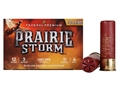 Federal Premium Prairie Storm Ammunition 12 Gauge 3&quot; 1-1/4 oz #4 Plated Shot Box of 25
