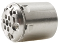 Howell&#39;s Old West Semi Drop In Conversions Drop-In Conversion Cylinder 45 Caliber Ruger Old Army Black Powder Revolver 45 Colt (Long Colt) 6-Round Stainless Steel