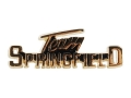 Springfield Armory Team Springfield Hat Pin Gold