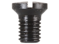 "Forster Slotted Oval .240"" Diameter Head Screws 8-40 Blue Package of 10"