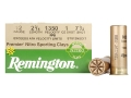 Remington Premier Nitro Gold Sporting Clays Ammunition 12 Gauge 2-3/4&quot; 1 oz #7-1/2 Shot High Velocity