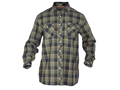 5.11 Men's Covert Flannel Shirt Long Sleeve Brushed Cotton