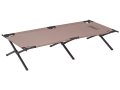 Coleman Trailhead II Camp Cot 30&quot; x 80&quot; x 17&quot; Steel Frame Polyester Top Llama
