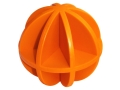 Do-All Impact Seal Ground Bouncing Dancing Ball Reactive Target Self Healing Polymer Orange