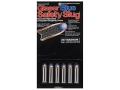 Glaser Blue Safety Slug Ammunition 357 Magnum 80 Grain Safety Slug Package of 6