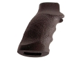 Falcon Industries ERGO Tactical Standard Sure Grip Pistol Grip AR-15 Overmolded Rubber Black