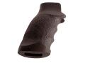 Falcon Industries ERGO Tactical Standard Sure Grip Pistol Grip AR-15 Overmolded Rubber Black