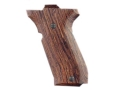 Hogue Fancy Hardwood Grips S&W 39, 52, 439, 539 and 639 Rosewood