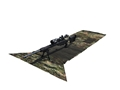 MidwayUSA Competition Shooting Mat Multicam