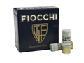 "Fiocchi Helice Target Ammunition 12 Gauge 2-3/4"" 1-1/4 oz #7-1/2 Nickel Plated Shot Case of 250 (10 Boxes of 25)"