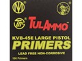 Product detail of TulAmmo Large Pistol Primers Lead-Free Case of 5000 (5 Boxes of 1000)