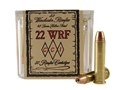 CCI Ammunition 22 Winchester Rimfire (WRF) 45 Grain Jacketed Hollow Point Box of 500  (10 Boxes of 50)