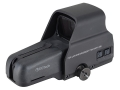 EOTech 516 Holographic Weapon Sight 65 MOA Circle with 1 MOA Dot Reticle Matte CR 123 Battery with 7mm Raised Base