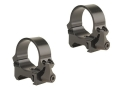 Leupold 30mm QRW Quick-Release Weaver-Style Rings Gloss Low