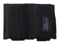 California Competition Works Double Magazine Pouch Double Stack Pistol Magazines Nylon Black