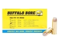 Buffalo Bore Ammunition 44 Remington Magnum 270 Grain Jacketed Flat Nose