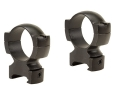 Weaver 30mm Grand Slam Top Mount Rings High Matte
