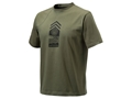Beretta Men's Veterans T-Shirt Short Sleeve Cotton