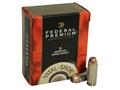 Federal Premium Vital-Shok Ammunition 10mm Auto 180 Grain Trophy Bonded Jacketed Soft Point Box of 20