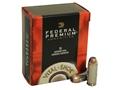Federal Premium Vital-Shok Ammunition 10mm Auto 180 Grain Trophy Bonded Jacketed Soft Point Box of 20
