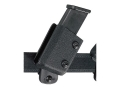 "Safariland 771 Magazine Pouch Adjustable 1-1/2"" Belt Loop Right Hand STI, McCormick, Tripp Tactical Laminate Black"