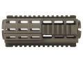 Product detail of TAPCO Intrafuse Handguard Quad Rail AR-15 Carbine Length Synthetic