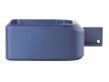 STI-Dawson Basepad +1 for STI-2011, SVI Magazines Anodized Aluminum Blue