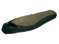 Browning Yellowstone 20 Degree Sleeping Bag 34&quot; x 80&quot; Nylon Clay and Black
