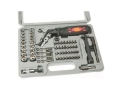 Product detail of Bald Eagle 61-Piece Ratchet Screwdriver Bit/Socket Set