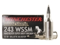 Winchester Supreme Ammunition 243 Winchester Super Short Magnum (WSSM) 55 Grain Ballistic Silvertip