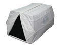 GHG Ground Force Dog Blind Snow Cover