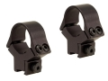"Product detail of B-Square 1"" x 11mm InterLock Fixed Airgun Dovetail Rings Matte"