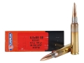 Lapua Scenar Ammunition 6.5x55mm Swedish Mauser 100 Grain Hollow Point Boat Tail Box of 20