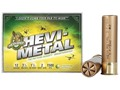 "Hevi-Shot Hevi-Metal Waterfowl Ammunition 12 Gauge 3-1/2"" 1-1/2 oz #2 Hevi-Metal Non-Toxic Shot Box of 25"