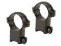"Leupold 1"" Ring Mounts Sako Matte Super-High"