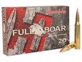 Hornady Full Boar Ammunition 270 Winchester 130 Grain GMX Boat Tail Lead-Free Box of 20