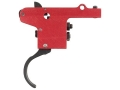 Product detail of Timney Featherweight Rifle Trigger Springfield 22 Caliber Rifles without Safety 1-1/2 to 4 lb Blue