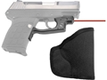 Crimson Trace Laserguard with Pocket Holster Kel-Tec PF9 Polymer Black