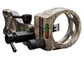 "TRUGLO TSX Pro TL 5-Pin Bow Sight .019"" Diameter Pins Realtree Xtra Camo"