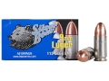 Silver Bear Ammunition 9mm Luger 115 Grain Full Metal Jacket (Bi-Metal)