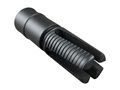 "Smith Enterprise Vortex Flash Hider 5/8""-24 x .735"" Depth Thread AR-10, SR25 Matte"