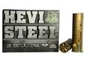 "Hevi-Shot Hevi-Steel Waterfowl Ammunition 12 Gauge 3-1/2"" 1-3/8 oz #2 Non-Toxic Shot"